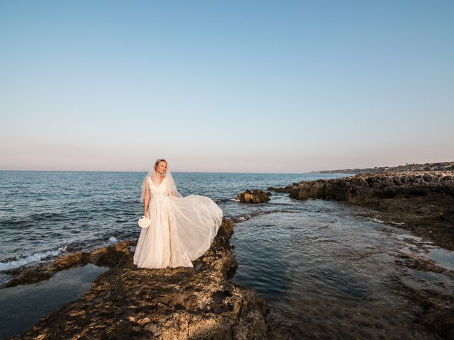 Il matrimonio di Andrea e Alina a Brucoli, Siracusa 20