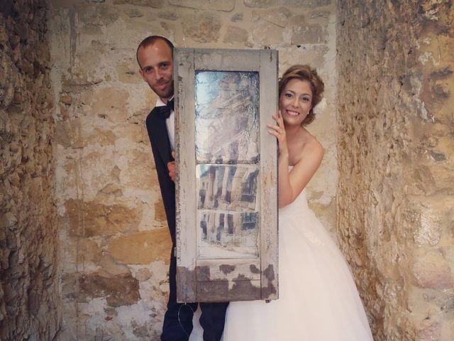 Il matrimonio di Costantino e Valentina a Salemi, Trapani 5