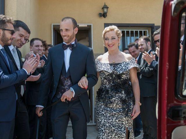 Il matrimonio di Costantino e Valentina a Salemi, Trapani 2