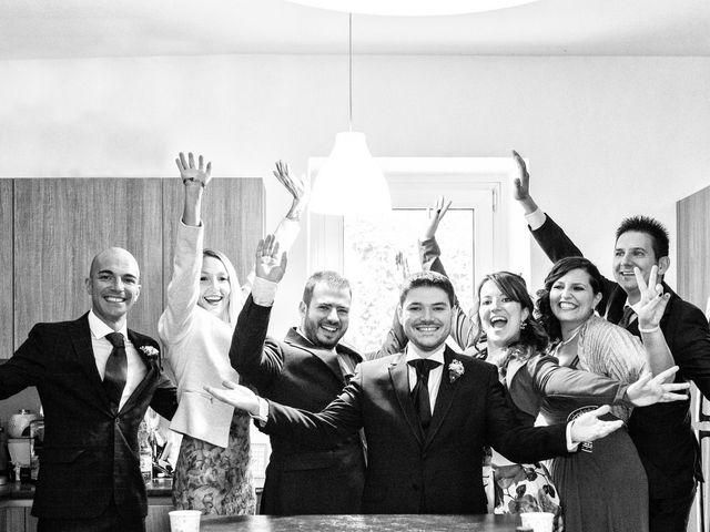Il matrimonio di Davide e Cristina a Cantù, Como 10
