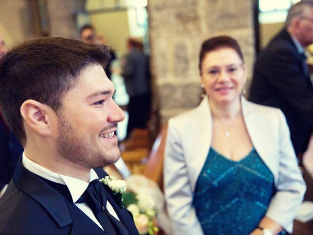 Il matrimonio di Davide e Cristina a Cantù, Como 11