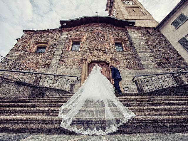 Il matrimonio di Davide e Cristina a Cantù, Como 13
