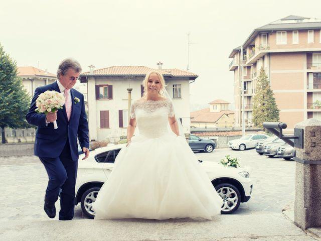Il matrimonio di Davide e Cristina a Cantù, Como 14