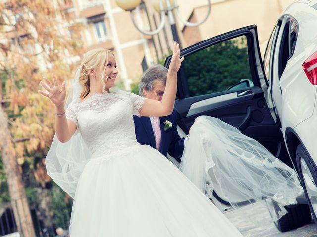 Il matrimonio di Davide e Cristina a Cantù, Como 15