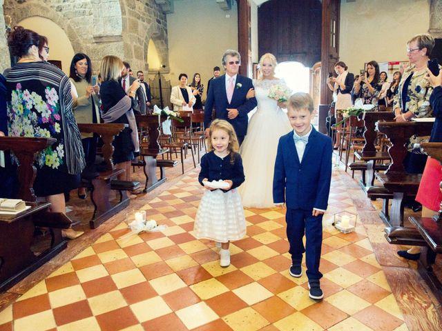 Il matrimonio di Davide e Cristina a Cantù, Como 16