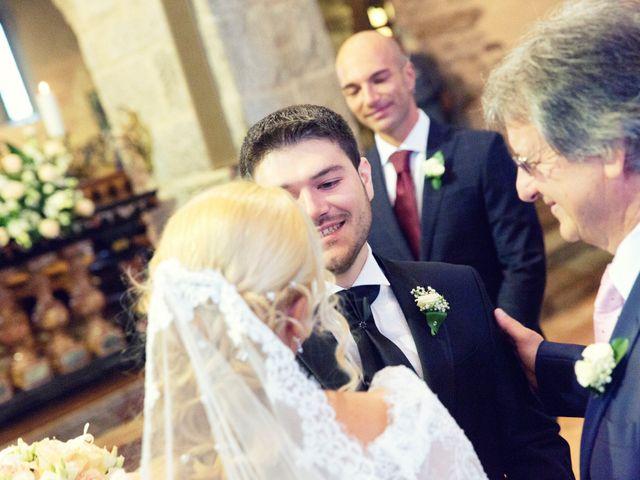 Il matrimonio di Davide e Cristina a Cantù, Como 17