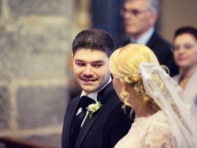 Il matrimonio di Davide e Cristina a Cantù, Como 19