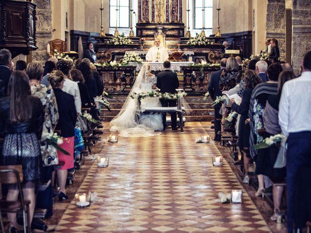 Il matrimonio di Davide e Cristina a Cantù, Como 20