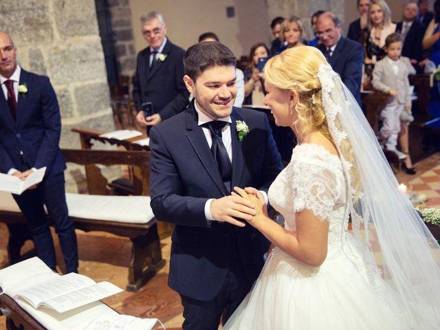 Il matrimonio di Davide e Cristina a Cantù, Como 22