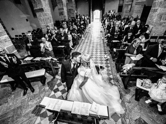 Il matrimonio di Davide e Cristina a Cantù, Como 23
