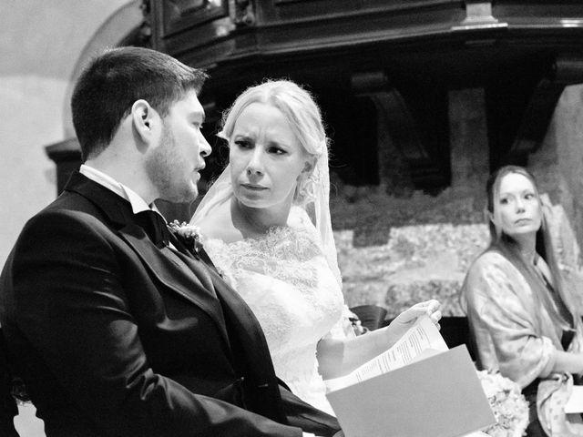 Il matrimonio di Davide e Cristina a Cantù, Como 24