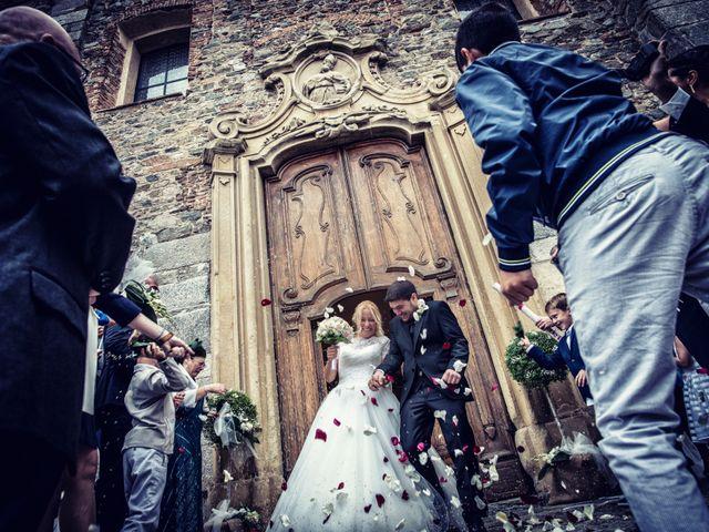 Il matrimonio di Davide e Cristina a Cantù, Como 26