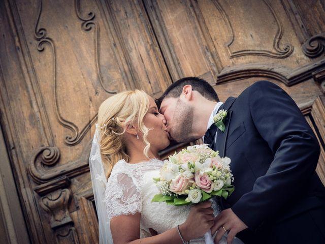 Il matrimonio di Davide e Cristina a Cantù, Como 27