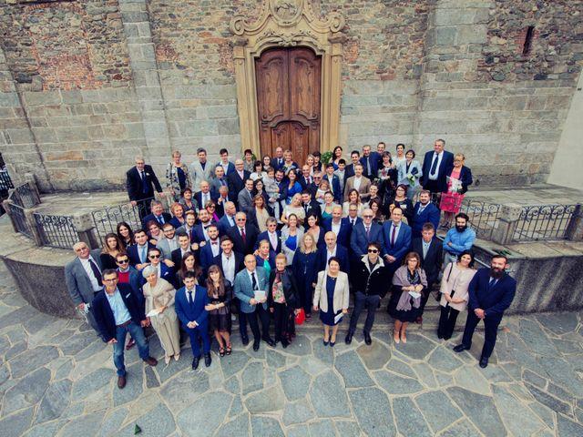 Il matrimonio di Davide e Cristina a Cantù, Como 28