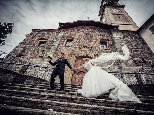 Il matrimonio di Davide e Cristina a Cantù, Como 29