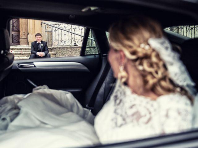 Il matrimonio di Davide e Cristina a Cantù, Como 32