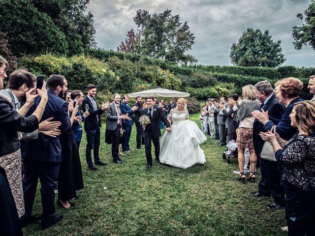 Il matrimonio di Davide e Cristina a Cantù, Como 34