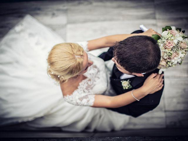 Il matrimonio di Davide e Cristina a Cantù, Como 35