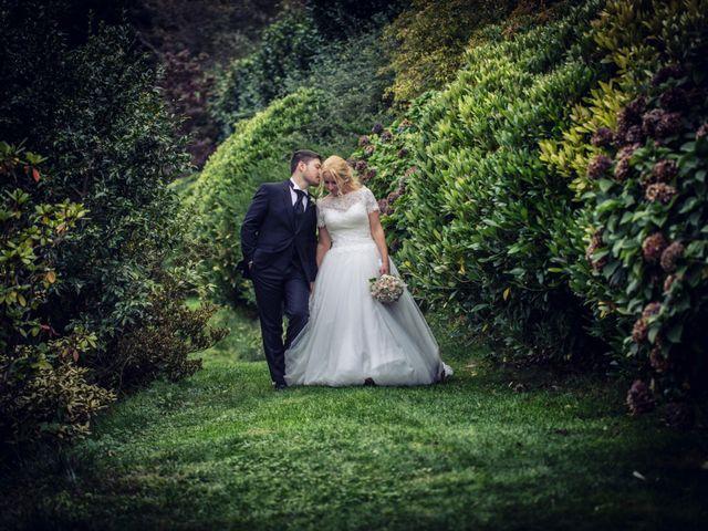 Il matrimonio di Davide e Cristina a Cantù, Como 37