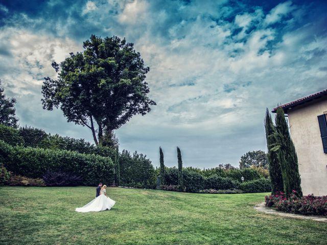 Il matrimonio di Davide e Cristina a Cantù, Como 38