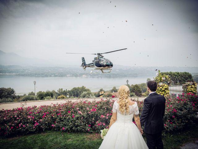 Il matrimonio di Davide e Cristina a Cantù, Como 39