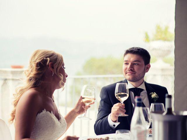 Il matrimonio di Davide e Cristina a Cantù, Como 40