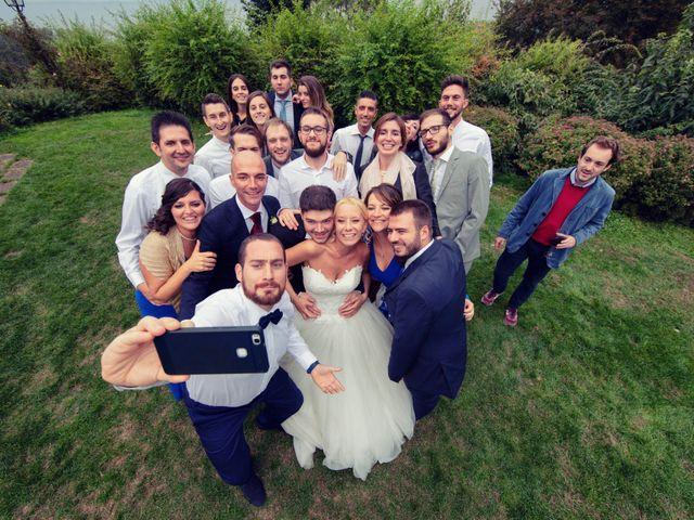 Il matrimonio di Davide e Cristina a Cantù, Como 41