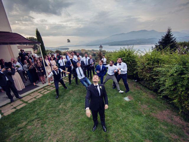 Il matrimonio di Davide e Cristina a Cantù, Como 44