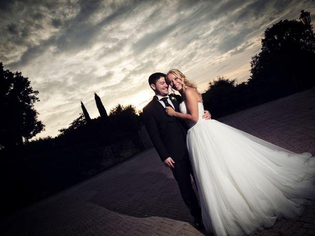 Il matrimonio di Davide e Cristina a Cantù, Como 45