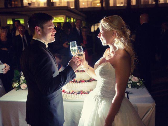 Il matrimonio di Davide e Cristina a Cantù, Como 50