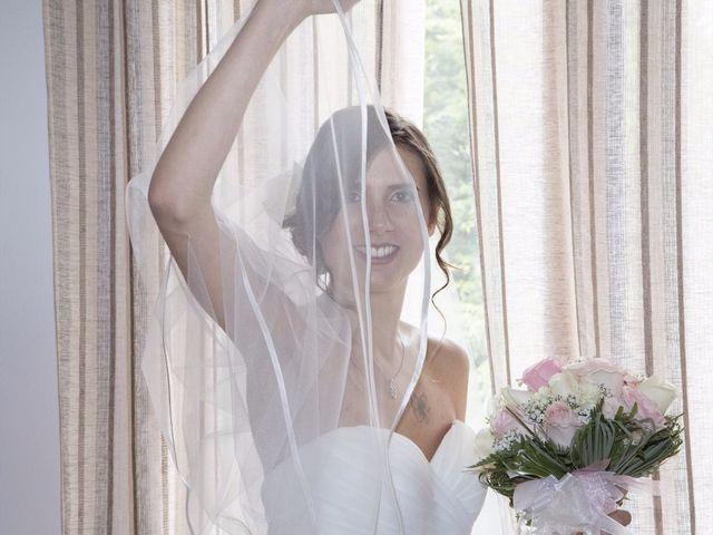 Il matrimonio di Fabio e Jessica a Casatenovo, Lecco 6