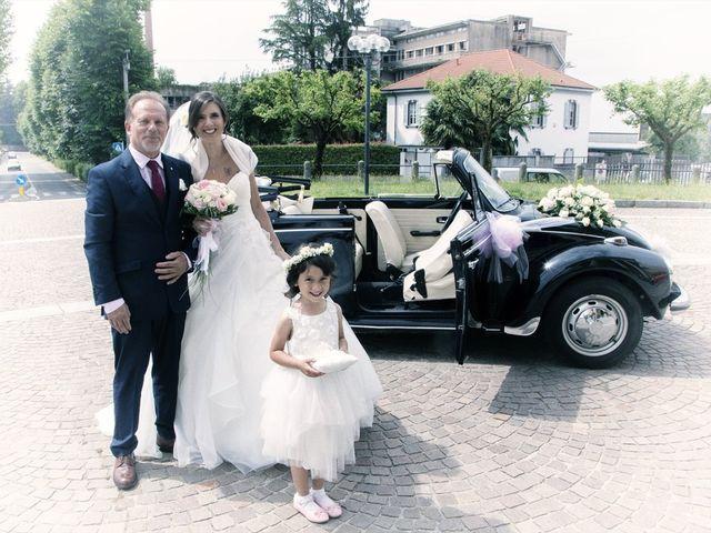 Il matrimonio di Fabio e Jessica a Casatenovo, Lecco 2