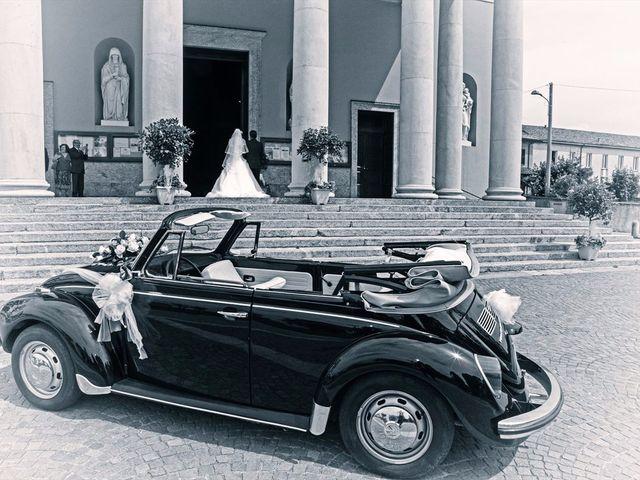 Il matrimonio di Fabio e Jessica a Casatenovo, Lecco 7