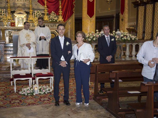 Il matrimonio di Fabio e Jessica a Casatenovo, Lecco 8