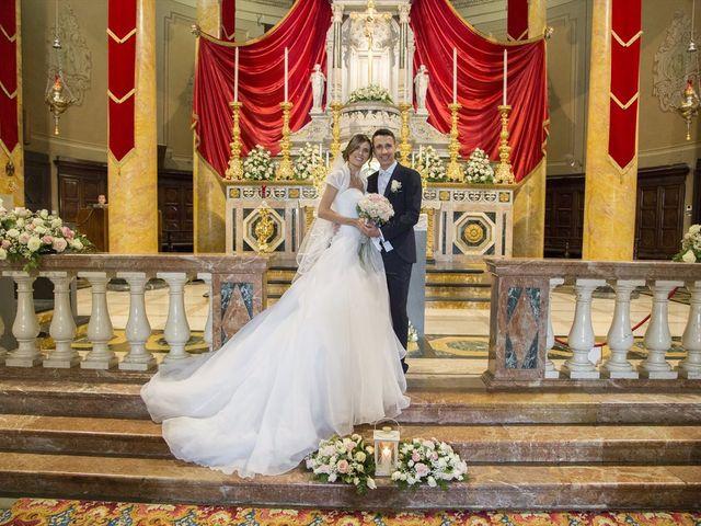 Il matrimonio di Fabio e Jessica a Casatenovo, Lecco 9
