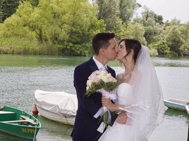 Il matrimonio di Fabio e Jessica a Casatenovo, Lecco 10