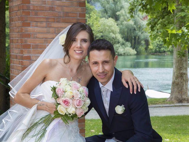 Il matrimonio di Fabio e Jessica a Casatenovo, Lecco 11