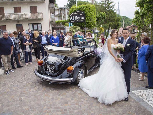 Il matrimonio di Fabio e Jessica a Casatenovo, Lecco 12