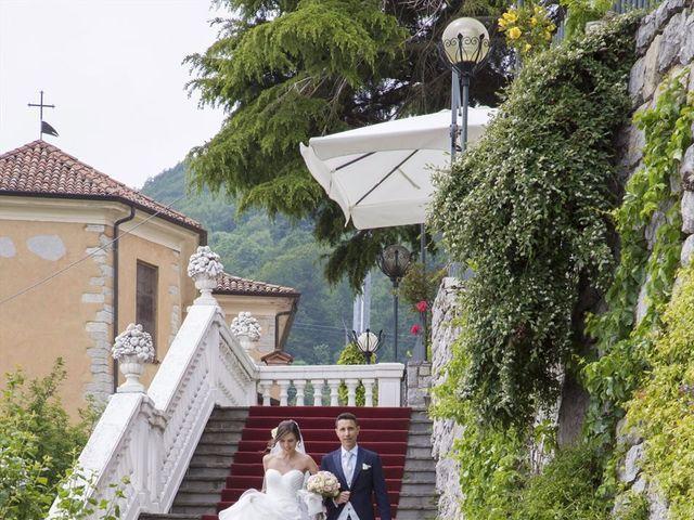 Il matrimonio di Fabio e Jessica a Casatenovo, Lecco 16
