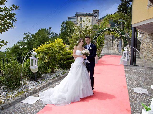 Le nozze di Jessica e Fabio