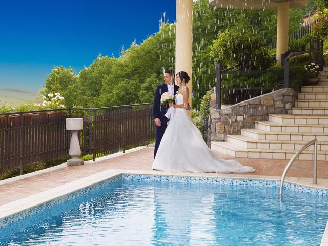 Il matrimonio di Fabio e Jessica a Casatenovo, Lecco 17