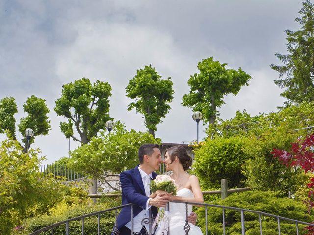Il matrimonio di Fabio e Jessica a Casatenovo, Lecco 18