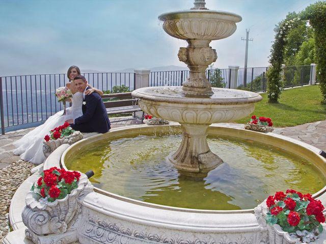 Il matrimonio di Fabio e Jessica a Casatenovo, Lecco 19