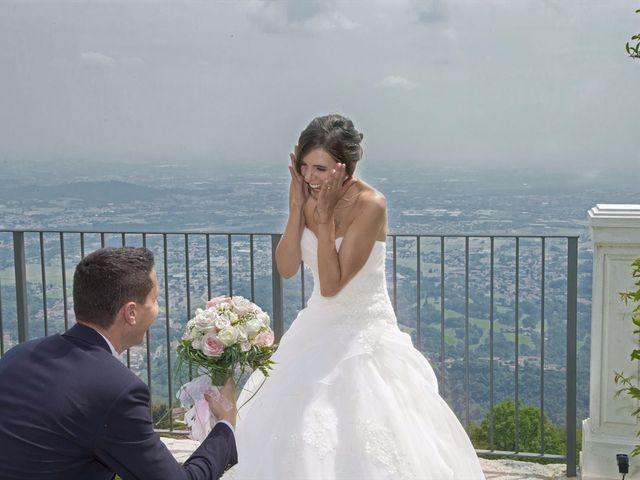 Il matrimonio di Fabio e Jessica a Casatenovo, Lecco 20