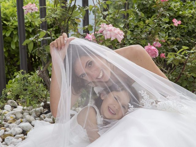 Il matrimonio di Fabio e Jessica a Casatenovo, Lecco 22