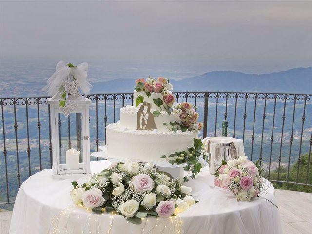 Il matrimonio di Fabio e Jessica a Casatenovo, Lecco 25