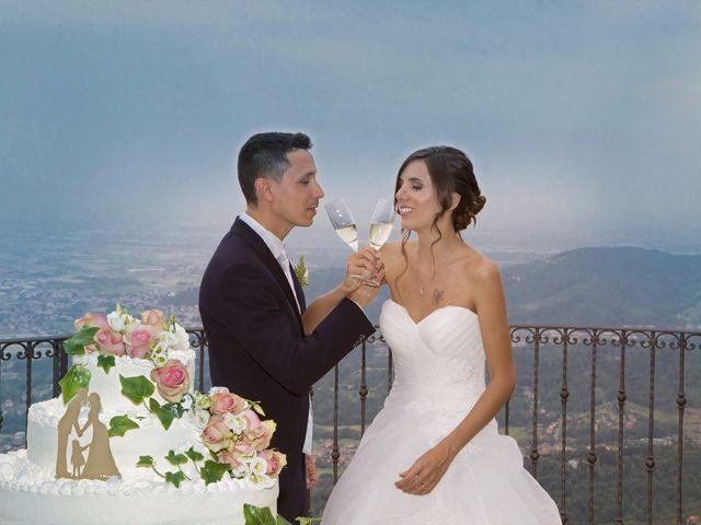 Il matrimonio di Fabio e Jessica a Casatenovo, Lecco 26