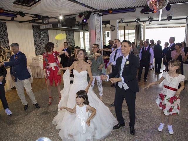 Il matrimonio di Fabio e Jessica a Casatenovo, Lecco 27