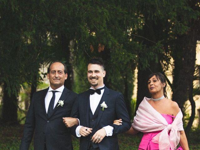 Il matrimonio di Andrea e Carolina a Bergamo, Bergamo 73