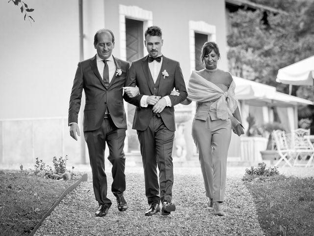 Il matrimonio di Andrea e Carolina a Bergamo, Bergamo 75